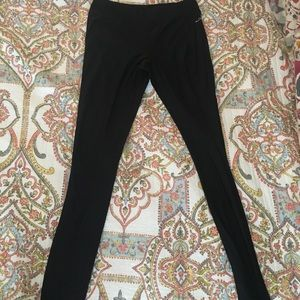 Pants - Black Athletic Leggings